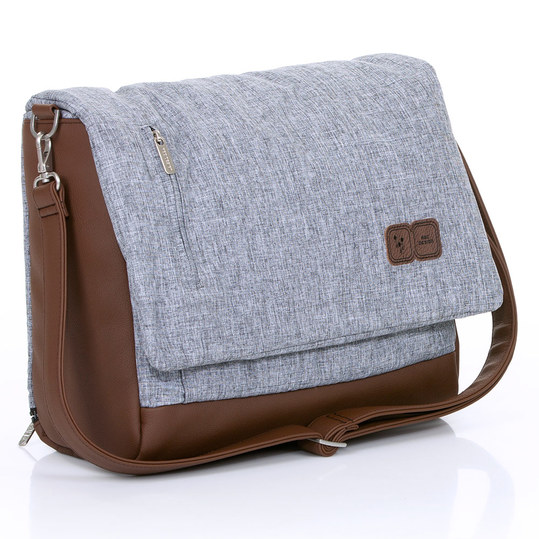 Diaper bag Urban - incl. changing mat and accessories - Graphite Grey