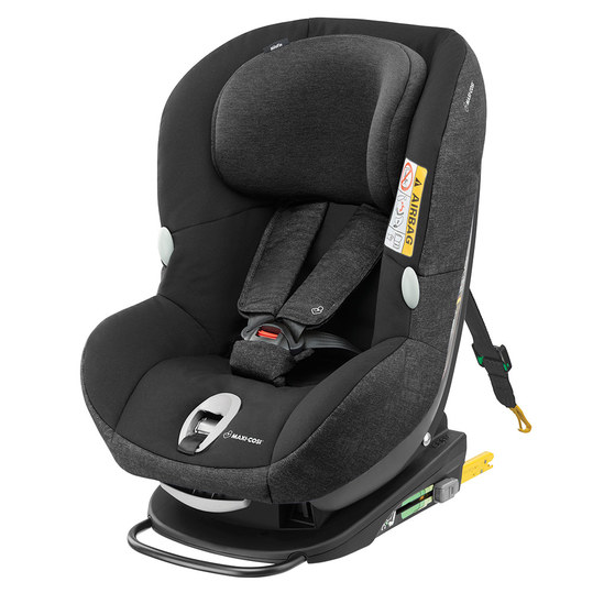 Child seat MiloFix - Nomad Black