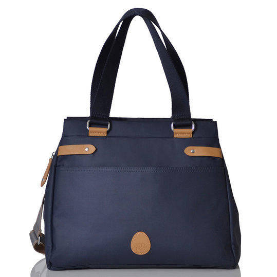 Wickeltasche - Richmond - Navy