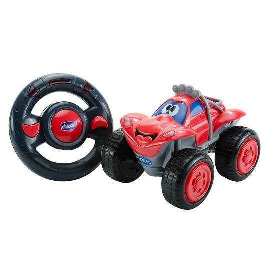 Ferngesteuertes Auto Billy Big Wheels - Rot
