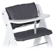 Seat cushion / seat reducer - Deluxe for Alpha high chair - grey
