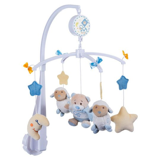 Music-Mobile Peti - Light Blue