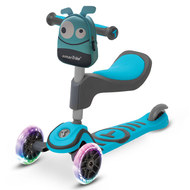 Laufrad & Roller Scooter T1 - Blue
