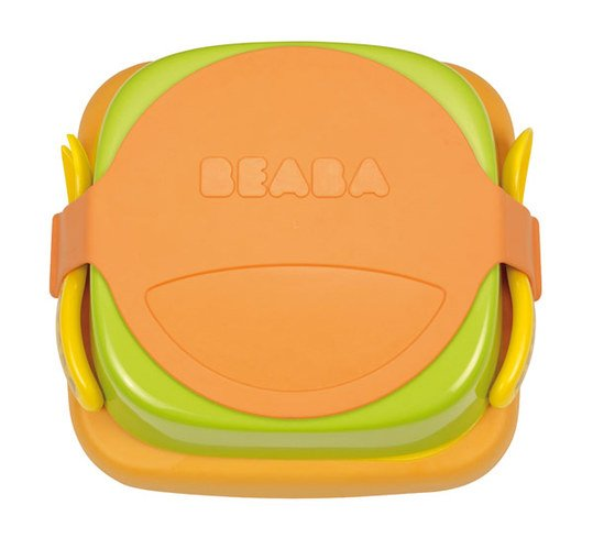 Warmhalteteller- Set Lunch Box Soft - Sorbet