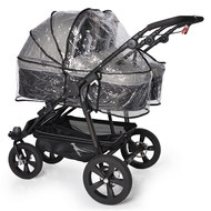 Rain cover for two baby tubs Twin / DuoX / Twinner Lite and Twinner Twist Duo