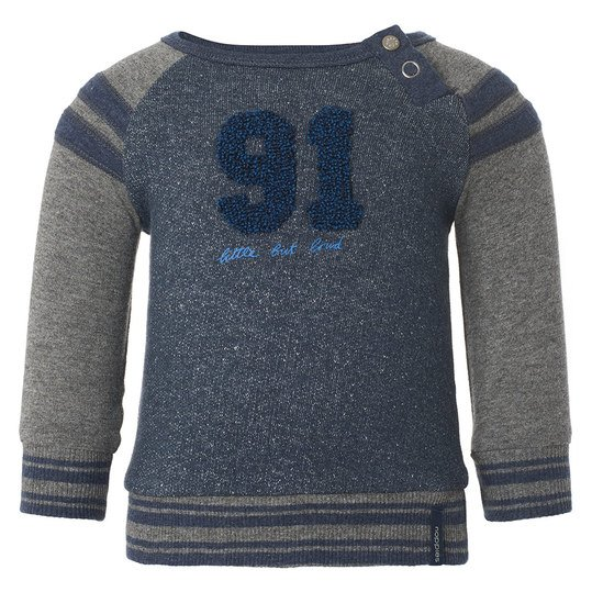 Sweatshirt Job Gr. 56 - Navy