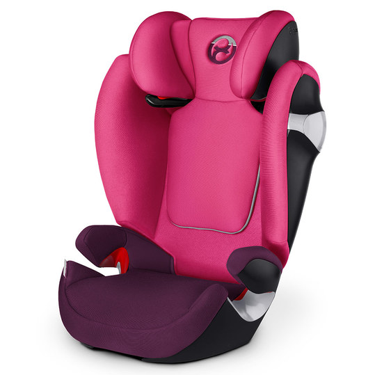 Kindersitz Solution M - Mystic Pink