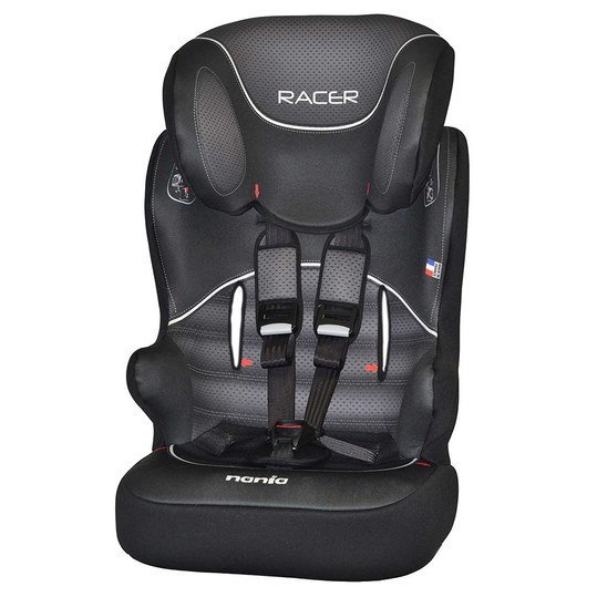 Kindersitz Racer SP - Graphic Black