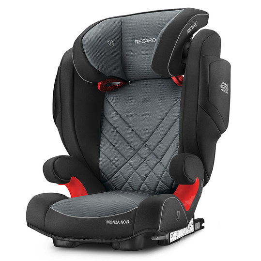 recaro kindersitz monza nova 2 seatfix carbon black. Black Bedroom Furniture Sets. Home Design Ideas