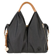 Wickeltasche Green Label Neckline Bag - Denim Black