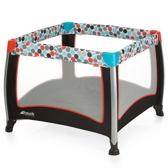 Playpen & Playpen Play N Relax SQ - Black