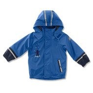Regenjacke mit Fleece-Innenjacke - Kiddies - Blau