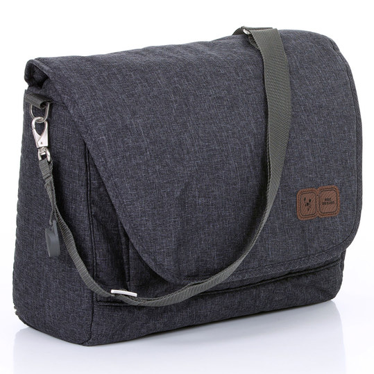 Diaper bag Fashion - incl. changing mat and accessories - Street