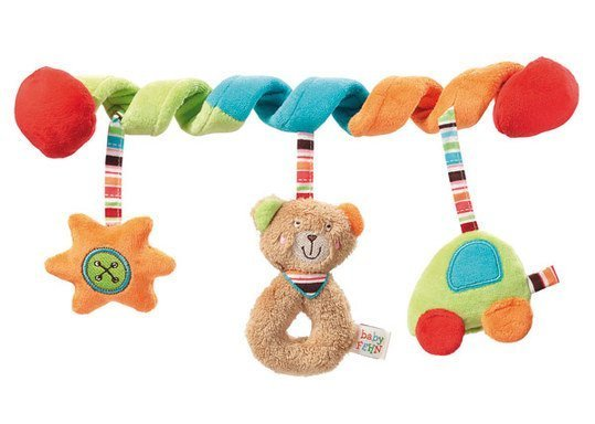 Activity-Spirale Teddy - Oskar