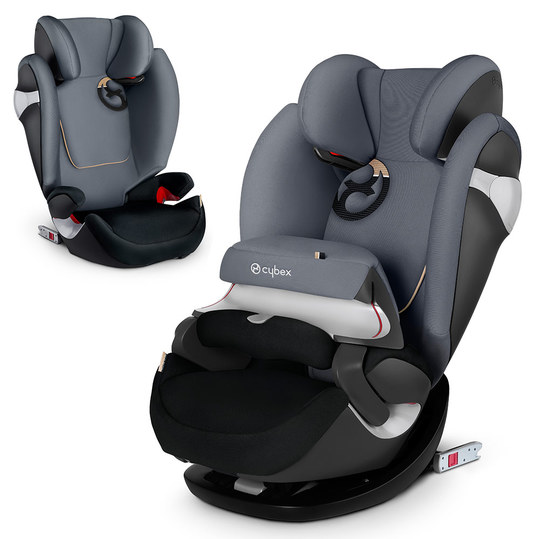 Kindersitz Pallas M-Fix - Graphite Black