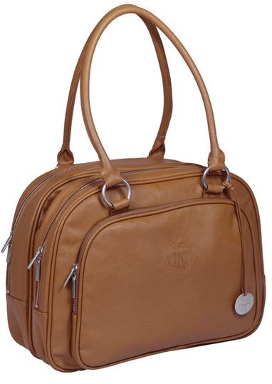 Wickeltasche Tender Multizip Bag - Solid Cognac