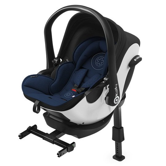 Babyschale Evoluna i-Size inkl. Isofix-Basis - Night Blue