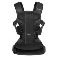 Babytrage One Air Mesh Ergonomic Edition - Schwarz