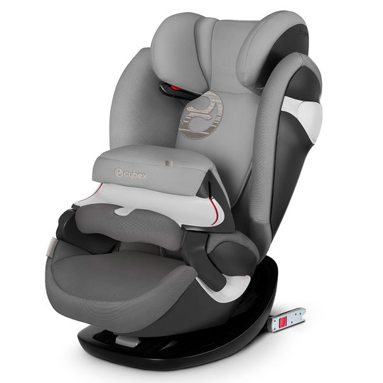 Kindersitz Pallas M-Fix - Manhatten Grey Mid Grey