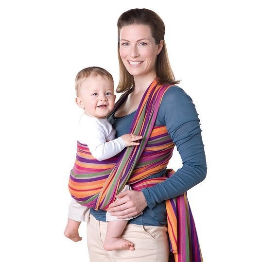 Tragetuch Carry Sling Classic Line 450 cm - Lollipop