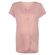Shirt mit Stillfunktion Adriana - Rosa