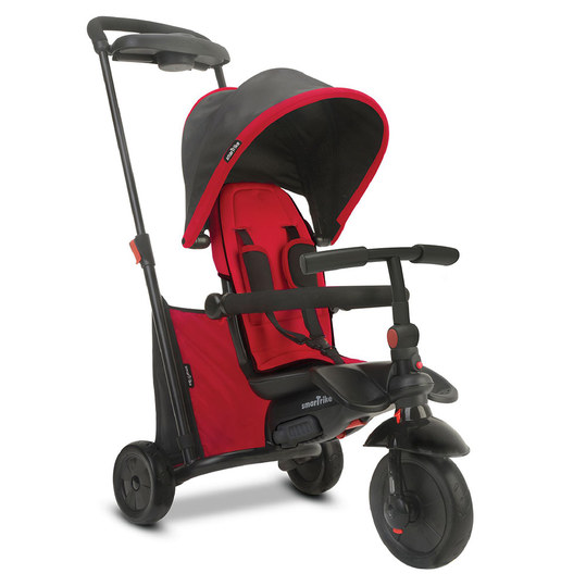 Dreirad smarTfold 500 - 7 in 1 mit Touch Steering - Red