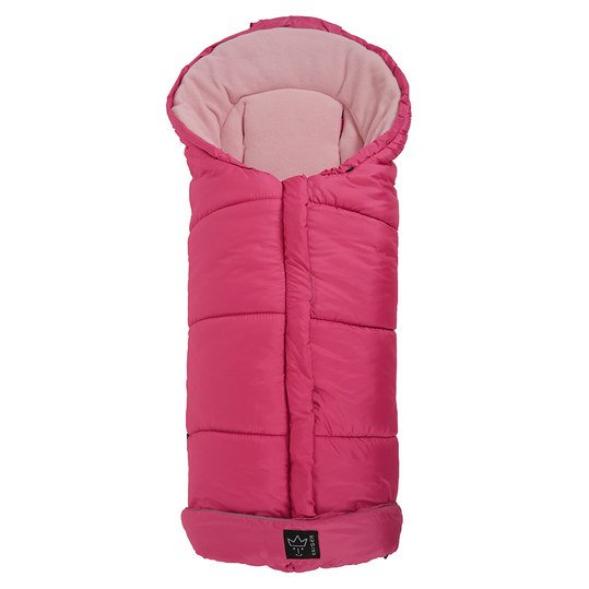 Thermo-Fleece Fußsack Iglu - Pink