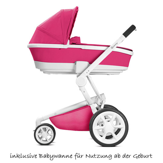 Quinny Moodd Verdeck Pink Passion