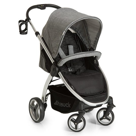Buggy Lift Up 4 - Melange Grey