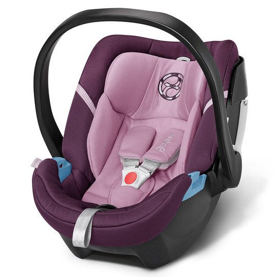 Babyschale Aton 4 - Princess Pink