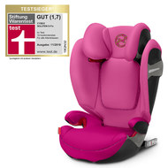 Kindersitz Solution S-Fix - Fancy Pink Purple