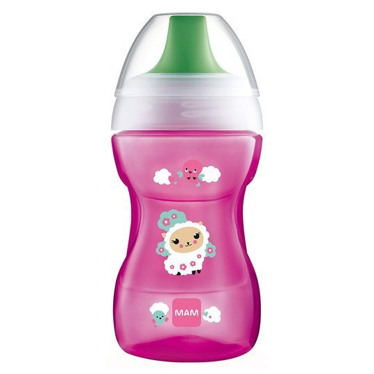 Mam trinklernflasche fun to drink cup 270 ml f r for Mam shoppen
