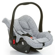 Babyschale Hazel - Graphite Grey