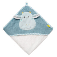 Hooded bath towel dragon - Little Castle