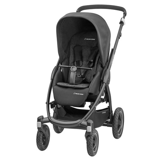 Sportwagen Stella - Triangle Black