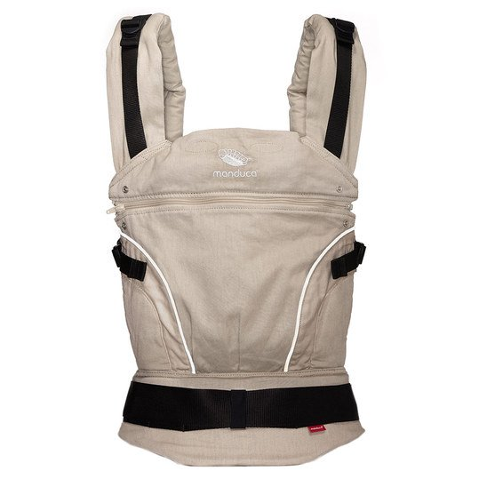 Baby carrier Pure Cotton - Desert Sand