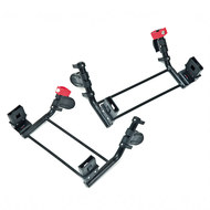Basis-Adapter für zwei Babyschalen für Twin Trail / Twin Trail 2 / Twinner Lite