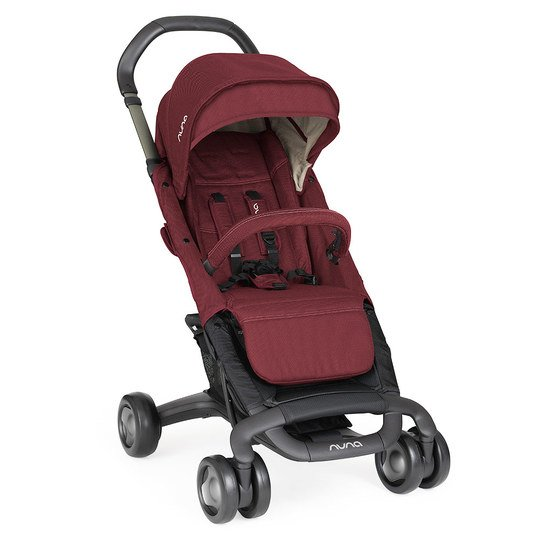Buggy Pepp Luxx - Berry