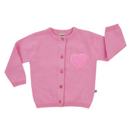 Strickjacke Ocean Love - Rosa - Gr. 62