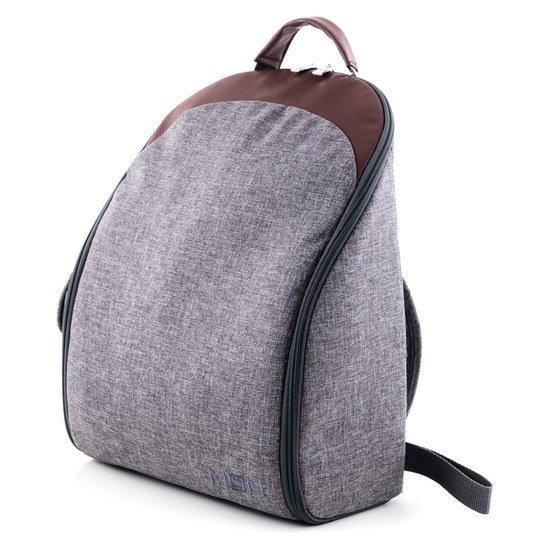 Wickelrucksack Backpack - Stone Melange