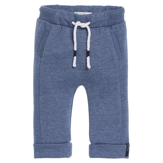 Sweat-Hose Tim - Blau - Gr. 68