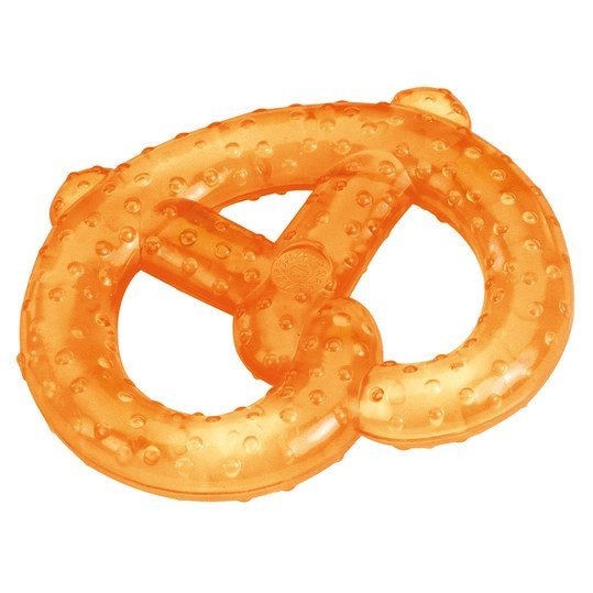 Cooling bite-ring - pretzel