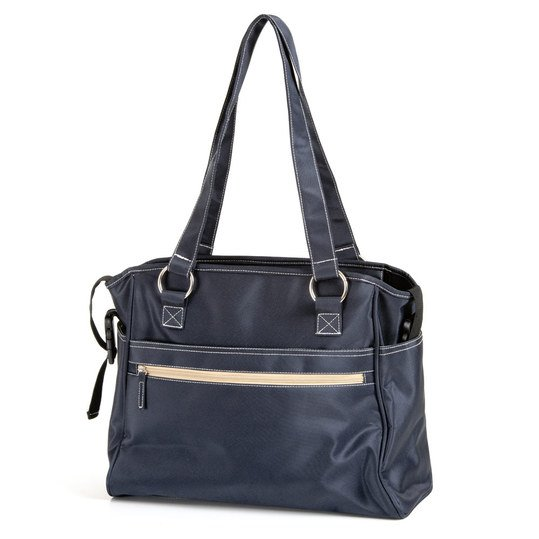 Wickeltasche City - Navy