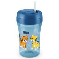 Trinklern-Becher Easy Learning Cup Fun 300 ml - Blau