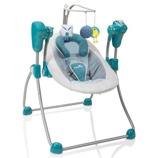 Babyschaukel Swoon Bubble - Petrol