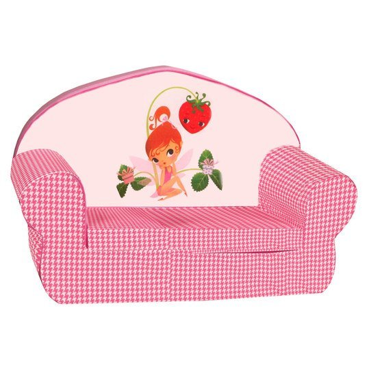 Knorr baby mini schlafsofa girl for Mini schlafsofa