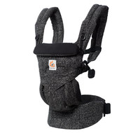 360° Omni baby carrier for 4 carrying positions - Herringbone