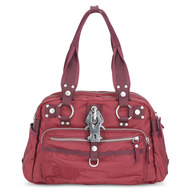 Wickeltasche Baby 2 Kiss - Beaujolais Du Nylon