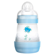PP bottle Easy Start anti-colic 160 ml - silicone 1 hole - for boys