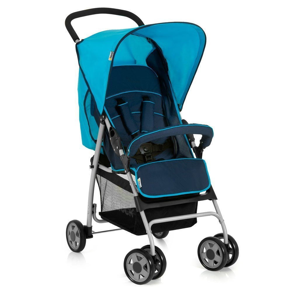 hauck buggy sportwagen shopper sport capri blau. Black Bedroom Furniture Sets. Home Design Ideas